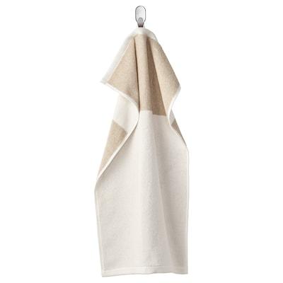 HIMLEÅN Handtuch beige/meliert 500 g/m² 70 cm 40 cm 0.28 m²