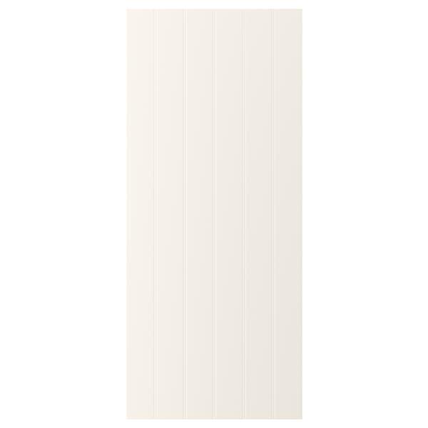 HITTARP Tür elfenbeinweiß 59.7 cm 139.7 cm 1.8 cm