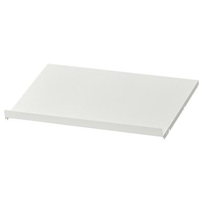 HJÄLPA Schuhregal, weiß, 60x40 cm