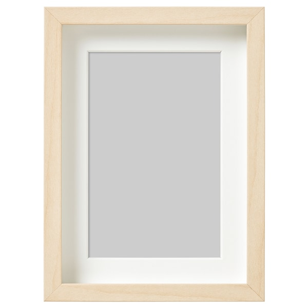 HOVSTA Rahmen, Birkenachbildung, 13x18 cm