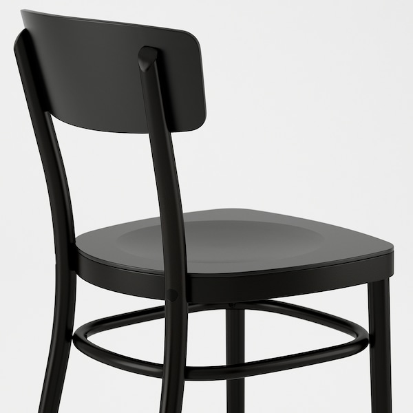IDOLF Stuhl, schwarz