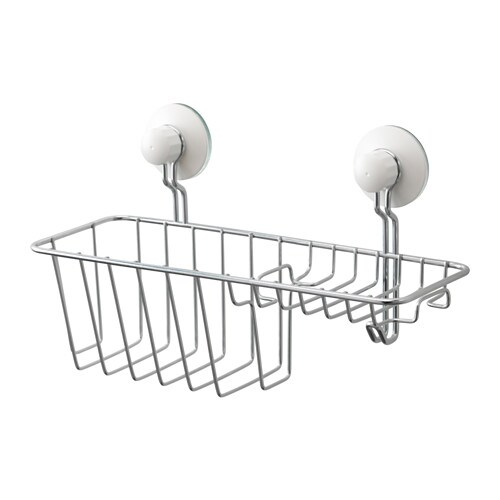 Ikea Duschkorb : Shower Basket with Hook
