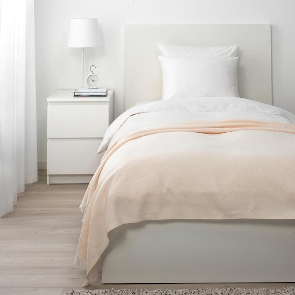 INGRUN Plaid, weiß, 130x170 cm