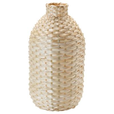 KAFFEBÖNA Dekovase, Bambus, 45 cm