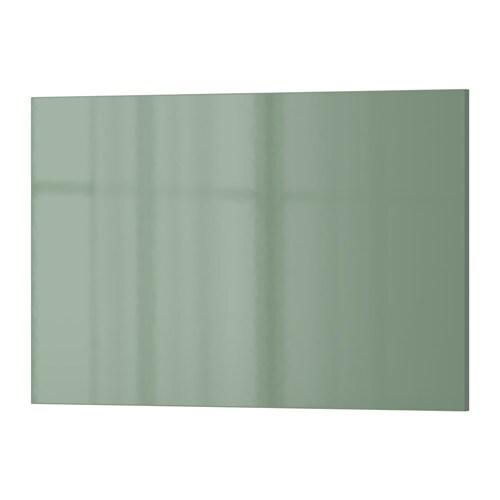 Ikea kuche kallarp grun - Wandfarbe hellgrun ...