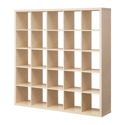 Regalsysteme Wohnzimmer Ikea ~ KALLAX Regal Sieht von allen Seiten gut aus und kann auch als