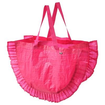 KARISMATISK Tasche groß, rosa, 60 l