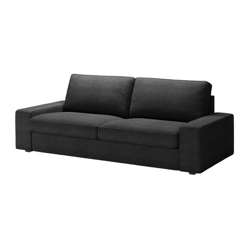 kivik bezug 3er bettsofa ikea. Black Bedroom Furniture Sets. Home Design Ideas
