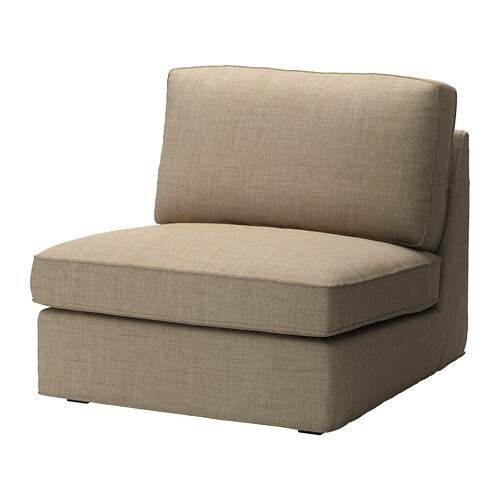 kivik bezug sitzelement 1 isunda beige ikea. Black Bedroom Furniture Sets. Home Design Ideas