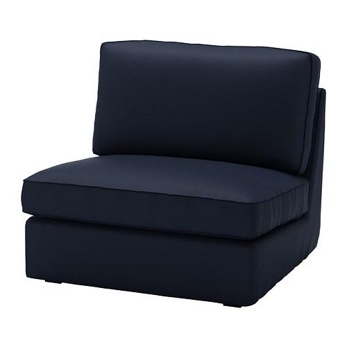 kivik bezug sitzelement 1 orrsta dunkelblau ikea. Black Bedroom Furniture Sets. Home Design Ideas