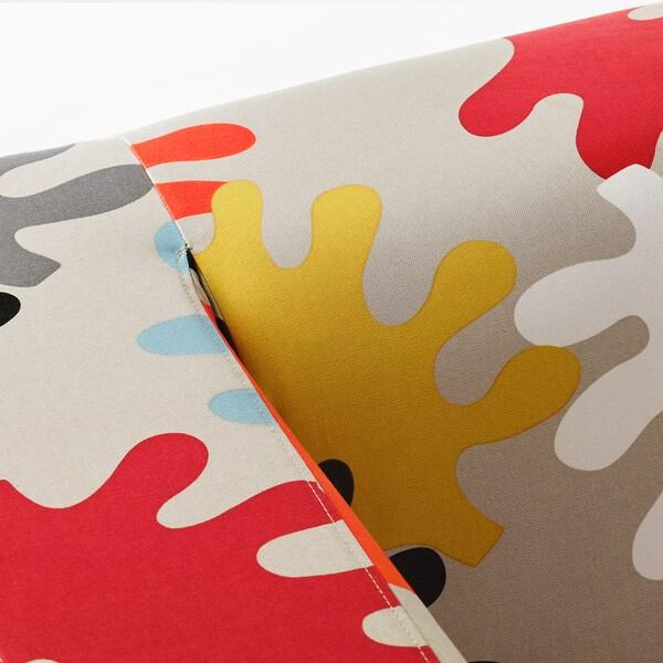 KLIPPAN 2er-Sofa Mattsbo bunt 180 cm 88 cm 66 cm 11 cm 54 cm 43 cm