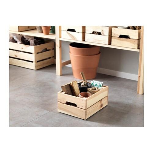 Knagglig Kasten Ikea