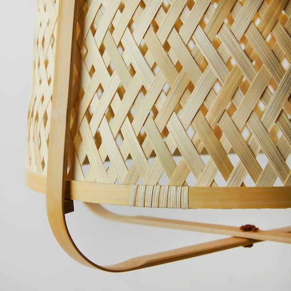 KNIXHULT Hängeleuchte, Bambus