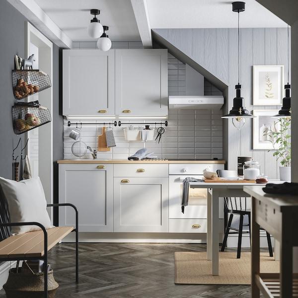 KNOXHULT Küche - grau - IKEA Schweiz
