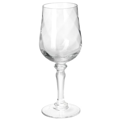 KONUNGSLIG Weinglas, Klarglas, 33 cl