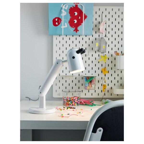 KRUX Arbeitsleuchte, LED weiß 3.4 W 200 lm 38 cm 13 cm 7 cm 1.8 m
