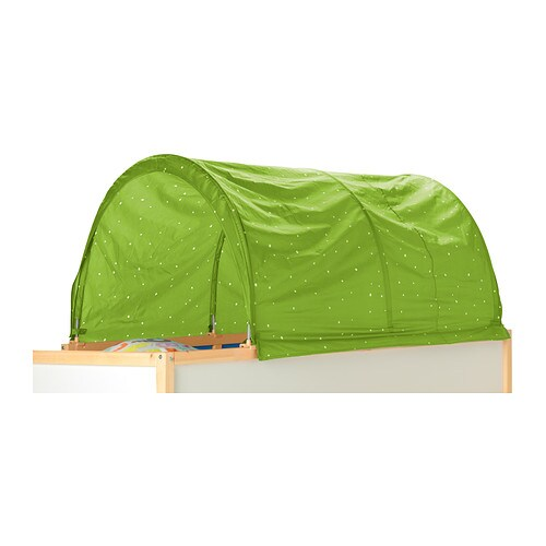 Ikea Stenstorp Kitchen Island Trolley ~ KURA Baldachin Passt ausschließlich auf das wendbare Bett KURA Passt