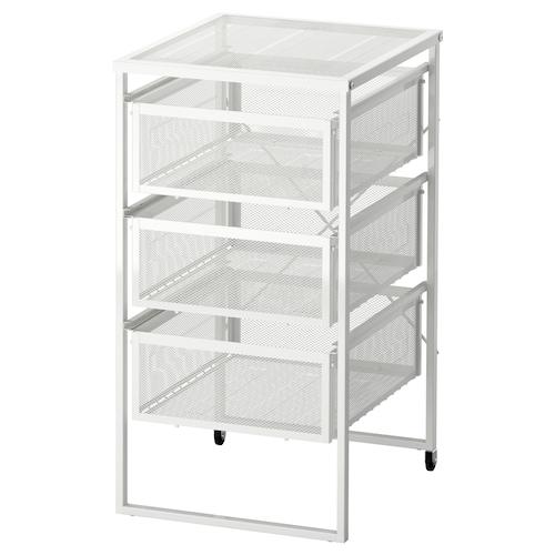 IKEA LENNART Schubladenelement