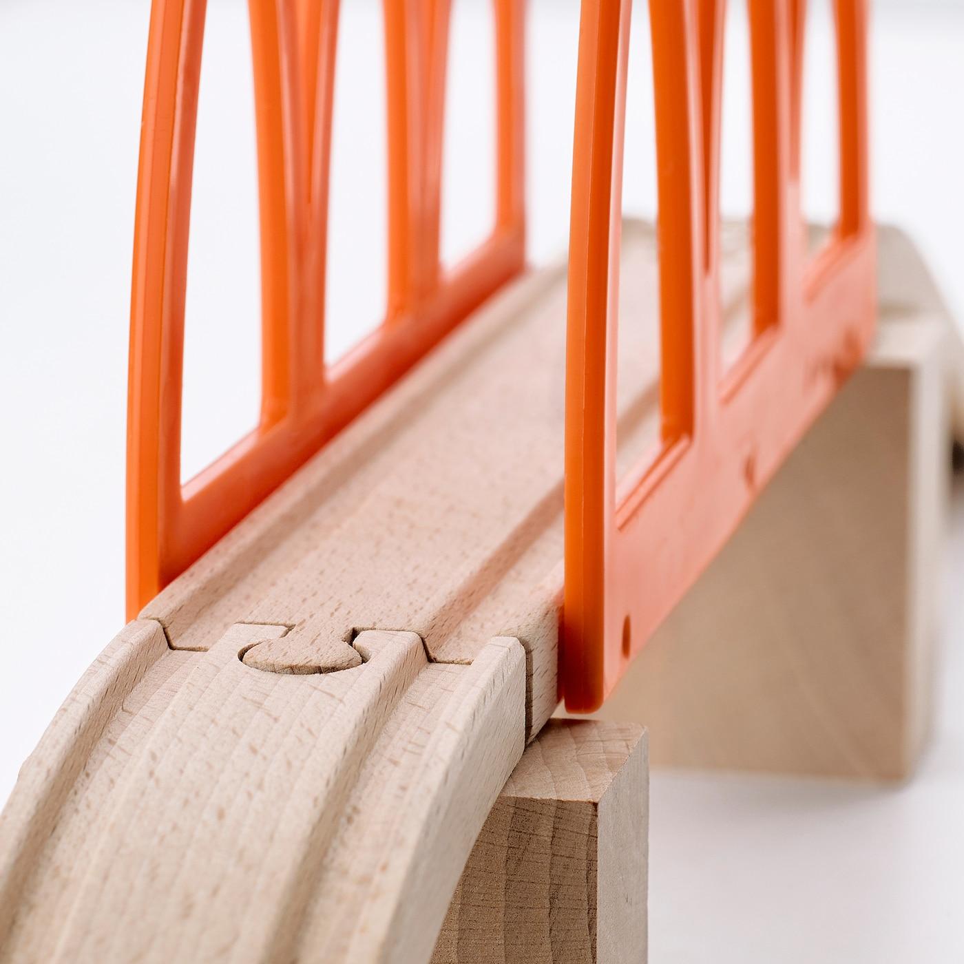 LILLABO Brücken-Set 5-tlg. für Eisenbahn