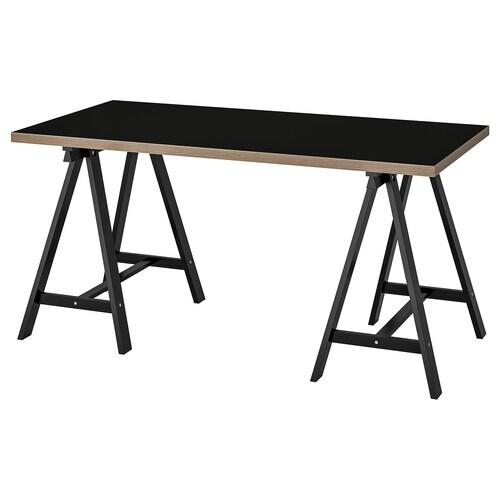 IKEA LINNMON / ODDVALD Tisch