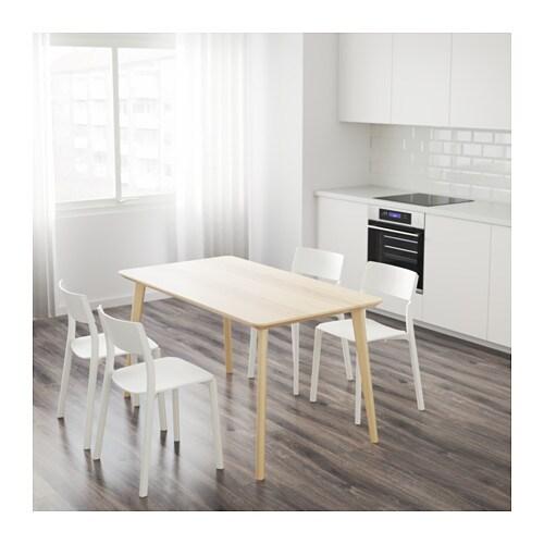lisabo tisch ikea. Black Bedroom Furniture Sets. Home Design Ideas