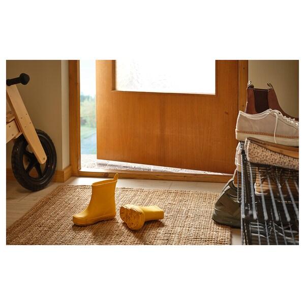 IKEA LOHALS Teppich flach gewebt