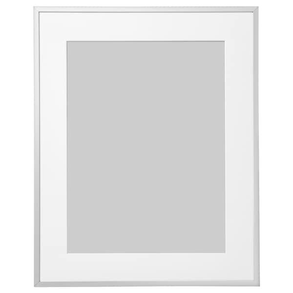 LOMVIKEN Rahmen, Aluminium, 40x50 cm