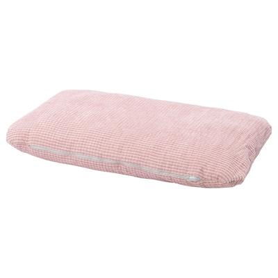 LURVIG Kissen, rosa, 62x100 cm