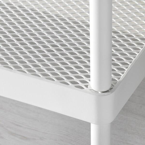 MACKAPÄR Schuhaufbewahrung weiß 78 cm 32 cm 40 cm