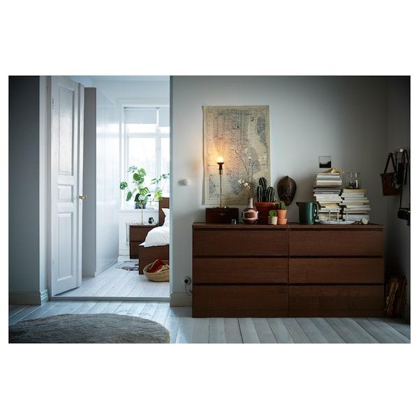 Kommode Ikea Braun 2021