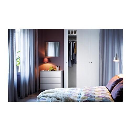 Ikea Malm, Kommode Mit 4 Schubladen, 80X100X48 Cm, Weiß 2021