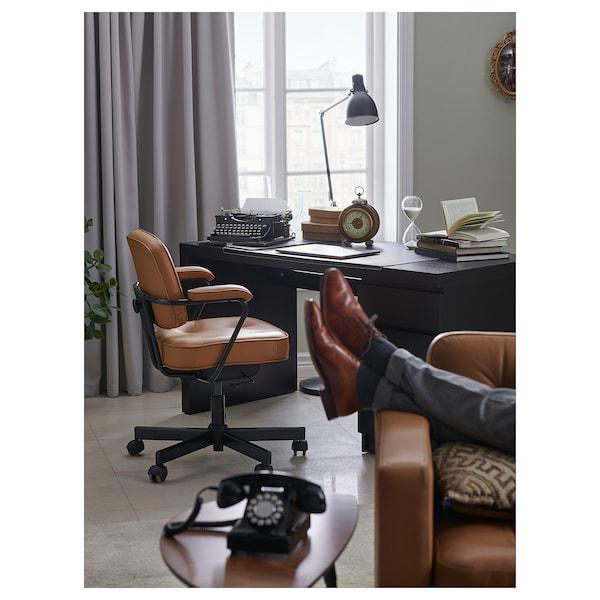 Malm Ikea Schreibtisch 2021