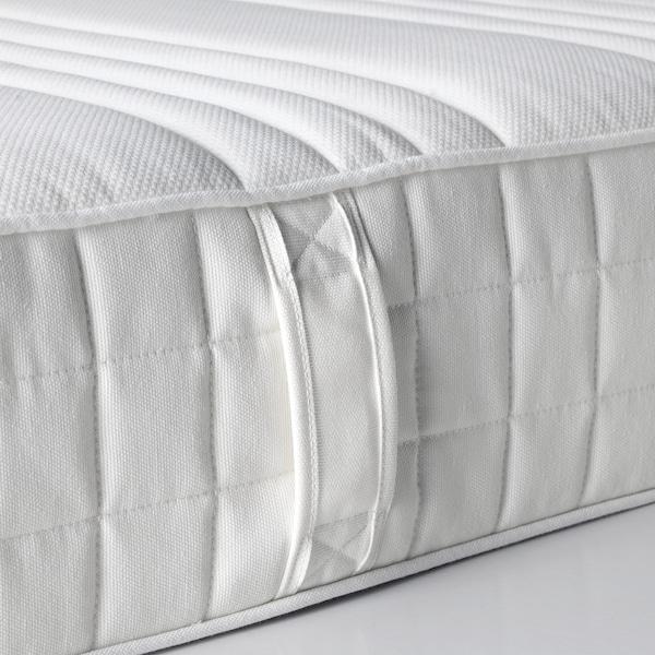 MATRAND Latexmatratze mittelfest/weiß 200 cm 160 cm 18 cm