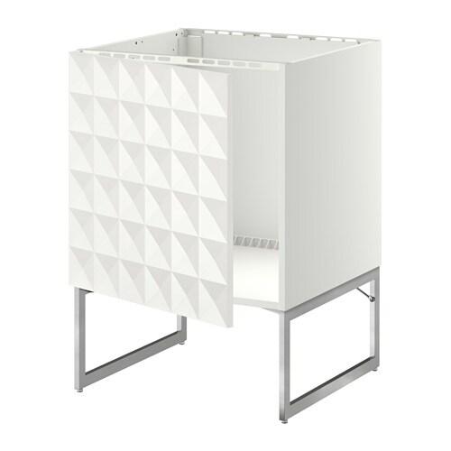 Ikea Dresser Transformation ~ Unterschrank für Spüle,Herrestad weiß, weiß,60x60x60 cm