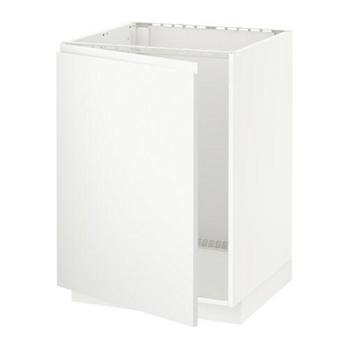 Attraktiv METOD Unterschrank Für Spüle   Veddinge Weiß   IKEA