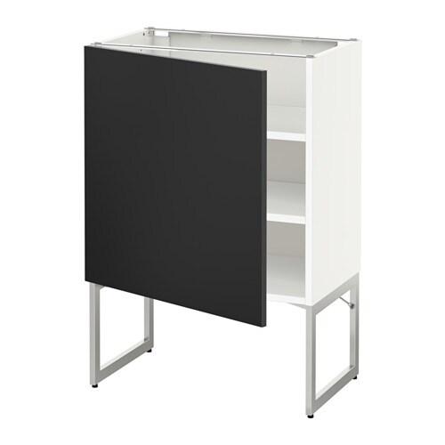 metod unterschrank mit b den 60x37x60 cm ikea. Black Bedroom Furniture Sets. Home Design Ideas