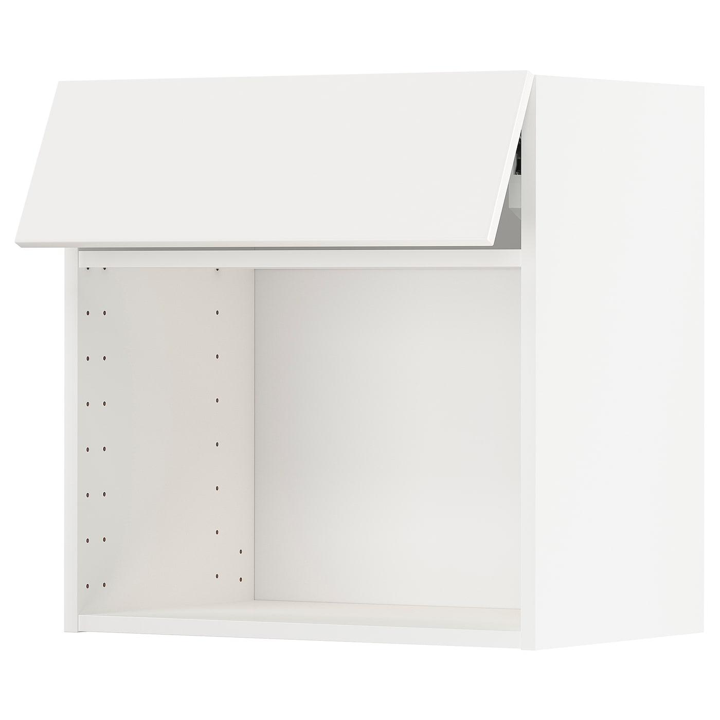Metod Wandschrank Fur Mikrowellenherd Weiss Veddinge Weiss Ikea