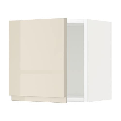 metod wandschrank voxtorp hochglanz hellbeige 40x40 cm ikea. Black Bedroom Furniture Sets. Home Design Ideas