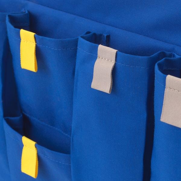 MÖJLIGHET textile Aufbewahrung blau 75 cm 27 cm