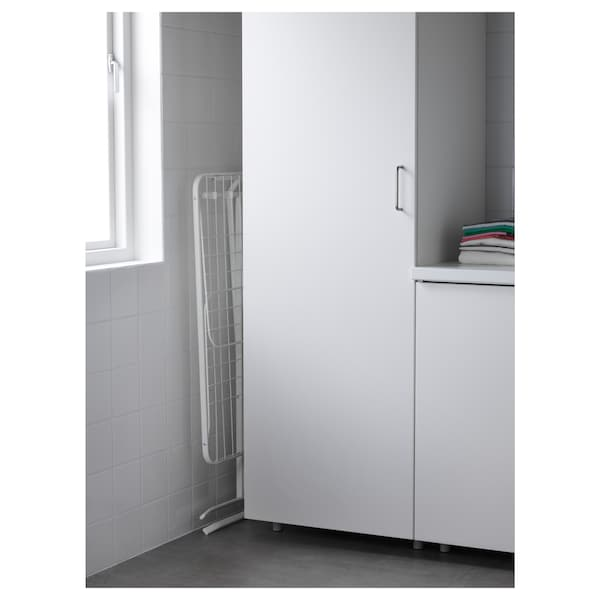 MULIG Wäschetrockner, innen/außen weiß 173 cm 57 cm 103 cm