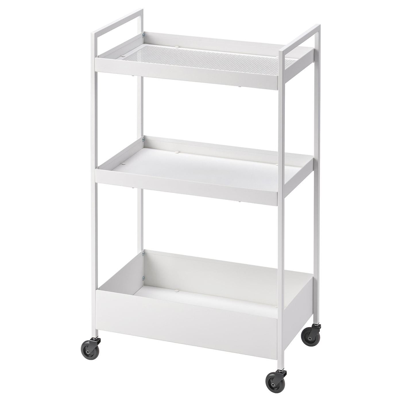 NISSAFORS Servierwagen - weiß - IKEA Schweiz