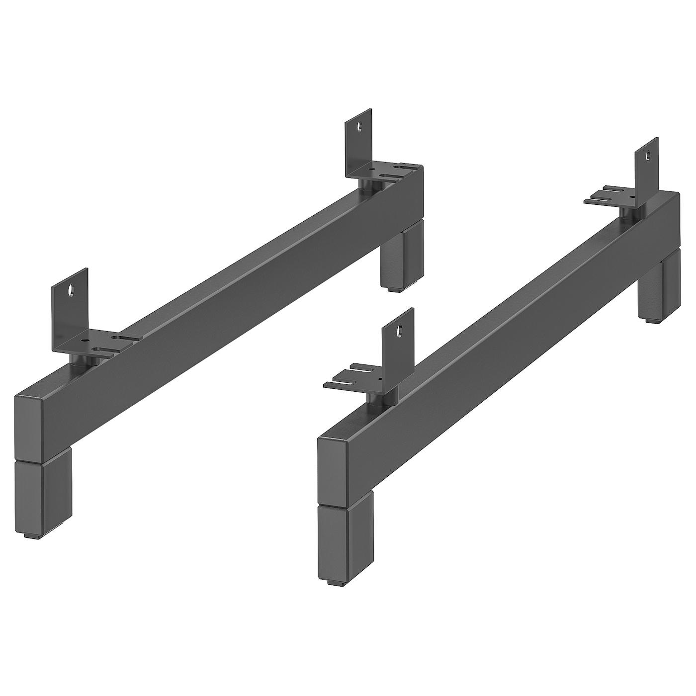 NOCKEBY Beine für 2er-Sofa - Holz - IKEA