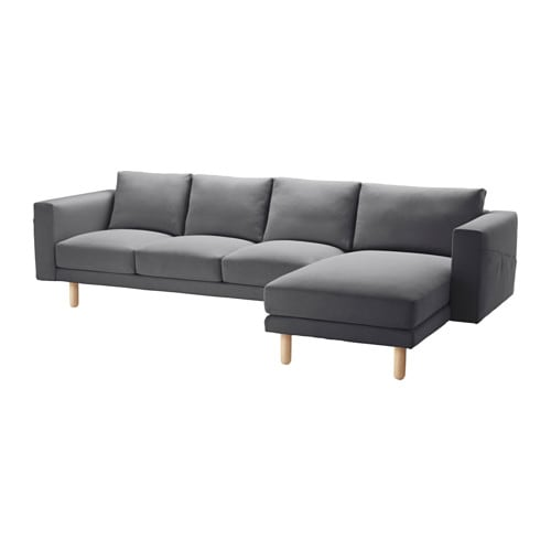 norsborg 4er sofa finnsta dunkelgrau birke ikea. Black Bedroom Furniture Sets. Home Design Ideas