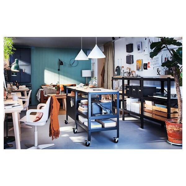 IKEA ODGER Drehstuhl