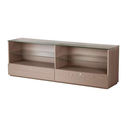 orrberg sideboard mit 2 schubladen hellgrau ikea. Black Bedroom Furniture Sets. Home Design Ideas