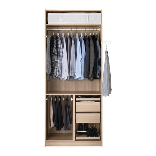 ikea kleiderschrank nach ma. Black Bedroom Furniture Sets. Home Design Ideas