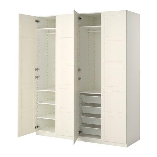 pax kleiderschrank 200x60x236 cm ikea. Black Bedroom Furniture Sets. Home Design Ideas