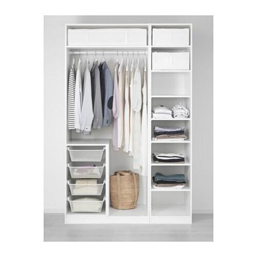 Ikea pax schrank ohne türen  PAX Kleiderschrank - 150x58x236 cm - IKEA