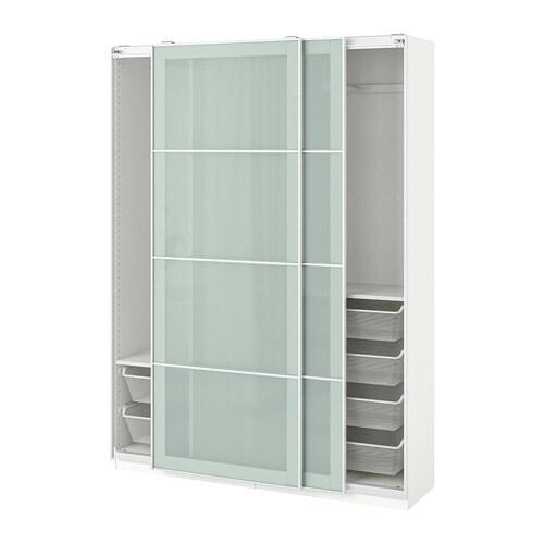 PAX Kleiderschrank - 150x44x201 cm - IKEA