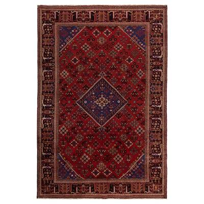 PERSISK MIX Teppich Kurzflor, Handarbeit, 200x300 cm